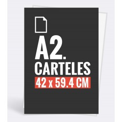 Carteles DIN A2