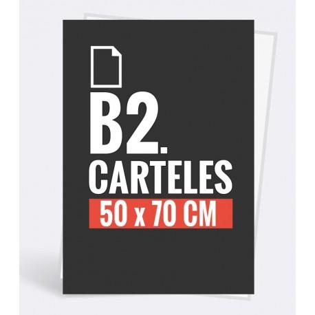 Carteles DIN B2-50x70