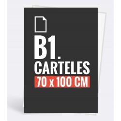 Carteles DIN B1 - 70x100