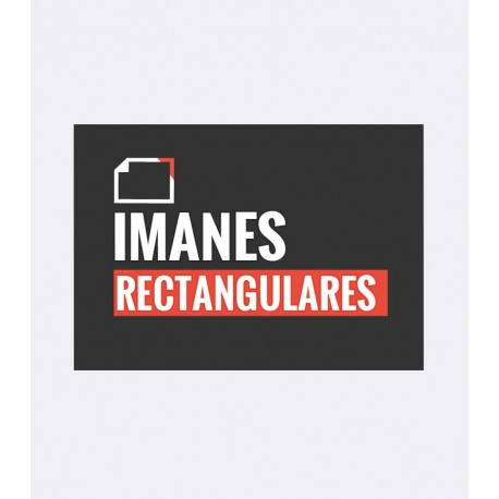 imanes Nevera Rectangulares