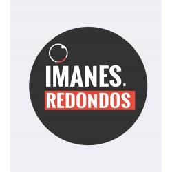 imanes Nevera Redondos