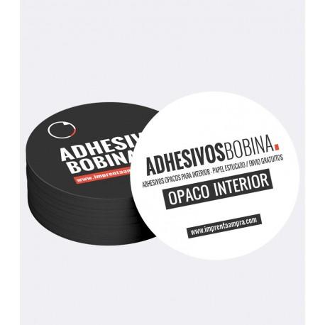 Adhesivos BOBINA PAPEL ESTUCADO
