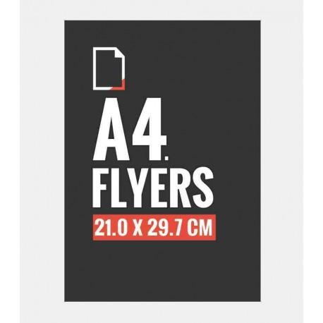 Flyers A4