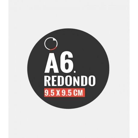 Flyers Redondo A6