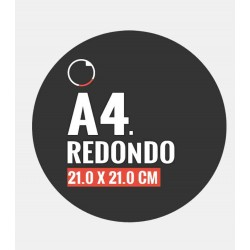 Flyers Redondo A4