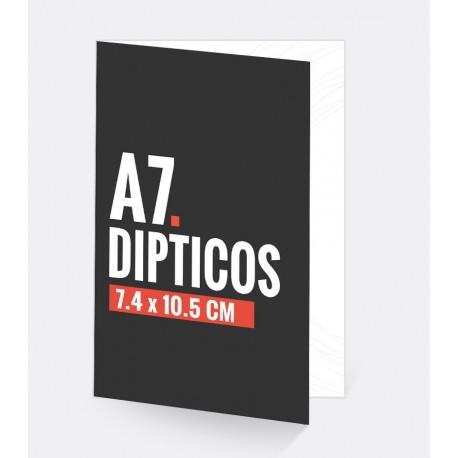 Dipticos A7