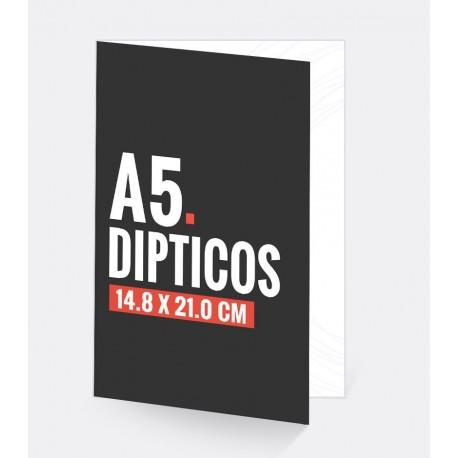 Dipticos A5