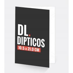 Dipticos Din Largo