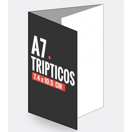 Tripticos A7