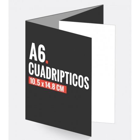 Cuadripticos A6