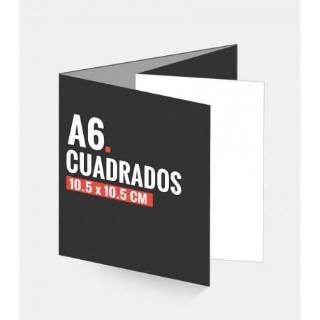 Cuadripticos Cuadrados A6