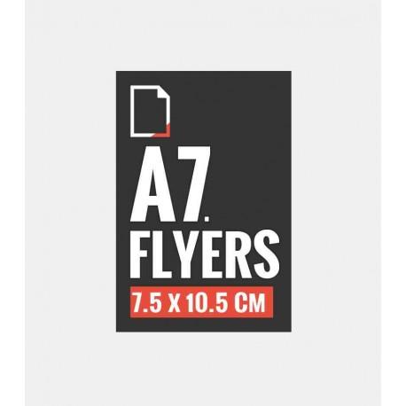 Flyers A7
