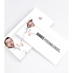 Diseño sobres