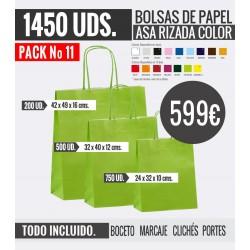 Oferta Bolsas - Pack 11