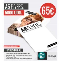 Oferta Flyers A6