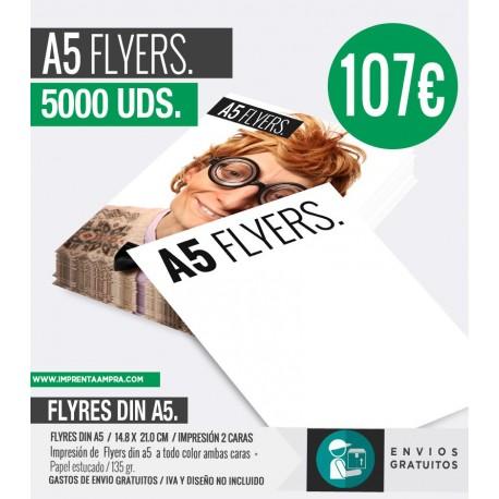 Oferta Flyers A5