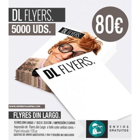 Oferta Flyers DL