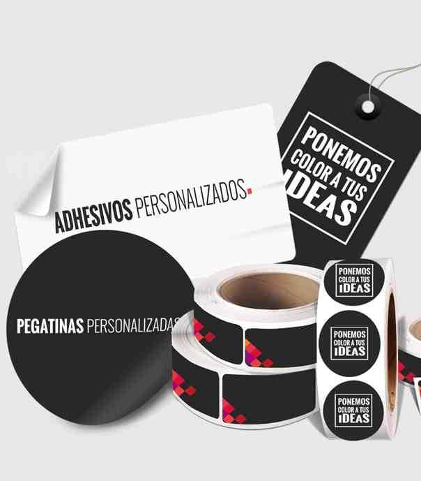 plantillas adhesivos personalizados