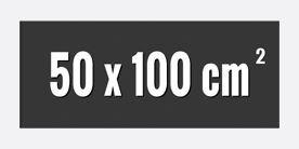 50 x 100 cm